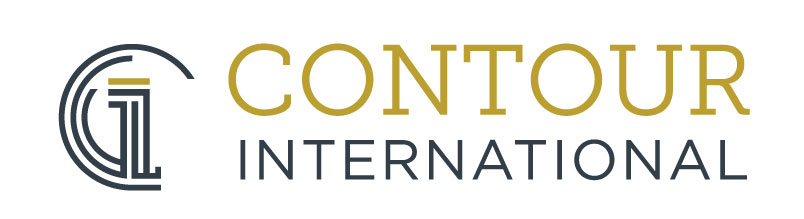 Contour Int Logo Landscape Color
