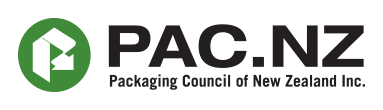 Packaging council of New Zealand logo
